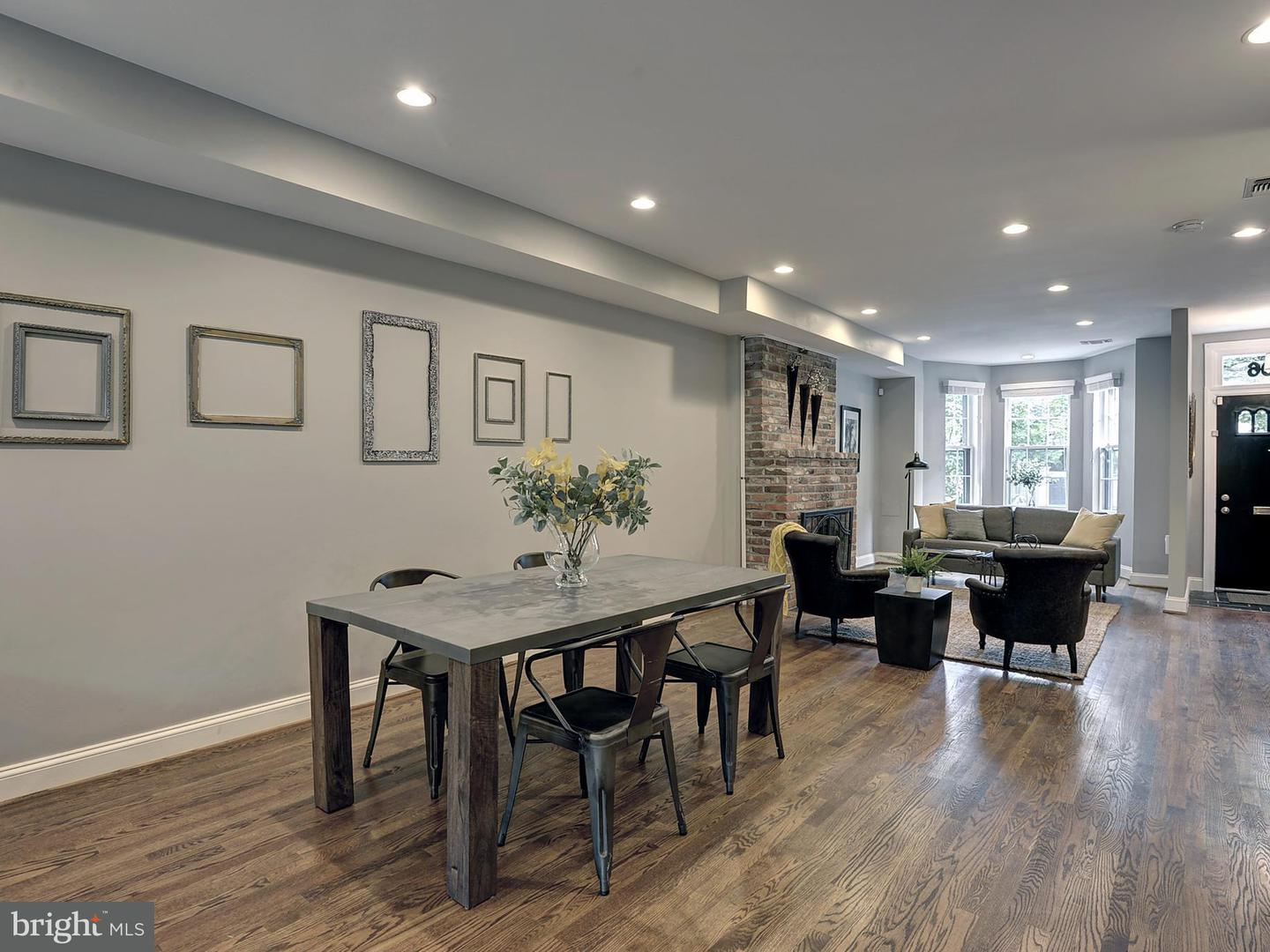 Single Family for Sale at 1106 Constitution Ave NE Washington, District Of Columbia 20002 United States