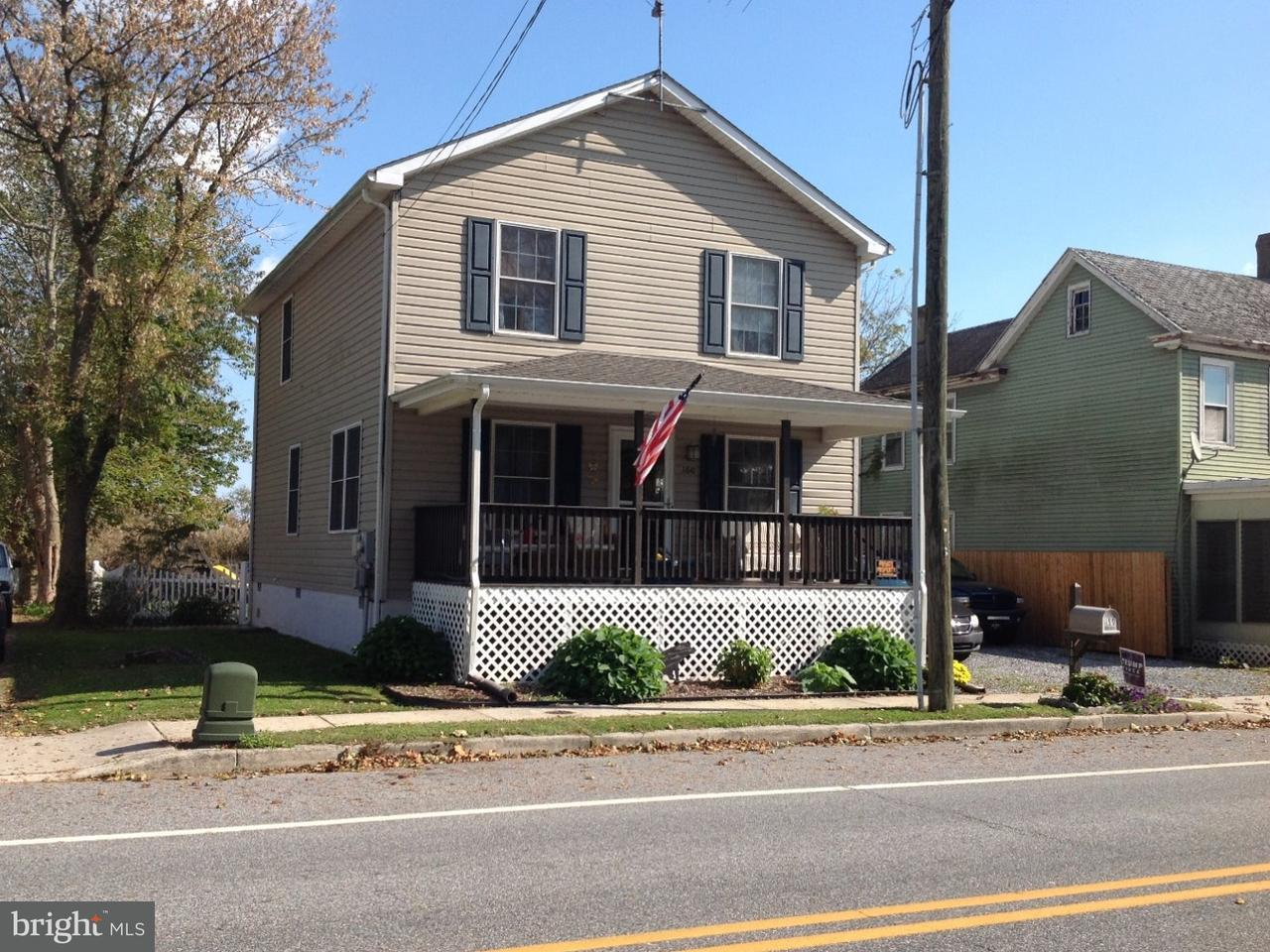 Vivienda unifamiliar por un Venta en 160 MAIN Street Little Creek, Delaware 19901 Estados Unidos
