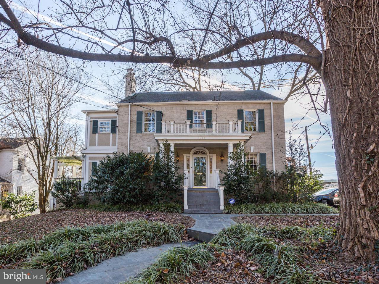 Single Family Home for Sale at 3014 Military Rd Nw 3014 Military Rd Nw Washington, District Of Columbia 20015 United States