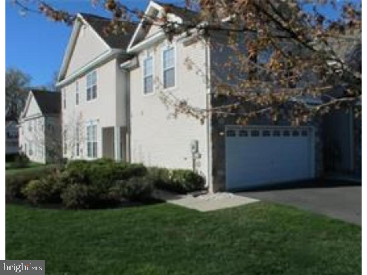 Maison accolée pour l à louer à 15 MILLER Circle Pennington, New Jersey 08534 États-UnisDans/Autour: Hopewell Township