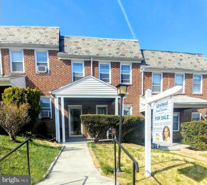 Single Family for Sale at 4708 Dunkirk Ave Baltimore, Maryland 21229 United States