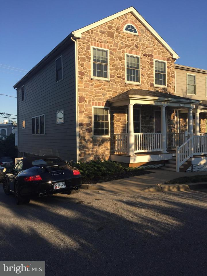 Single Family for Sale at 3115 Tilden Dr Baltimore, Maryland 21211 United States