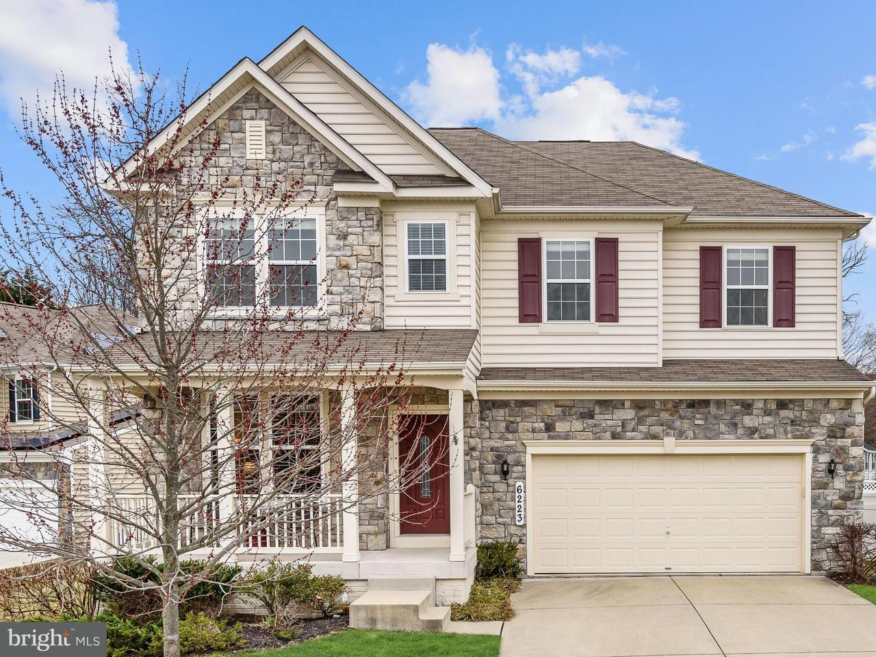 Single Family Home for Sale at 6223 Summer Haven Lane 6223 Summer Haven Lane Hanover, Maryland 21076 United States