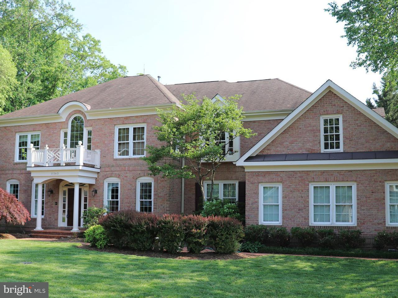 Single Family for Sale at 11363 Jackrabbit Ct Potomac Falls, Virginia 20165 United States