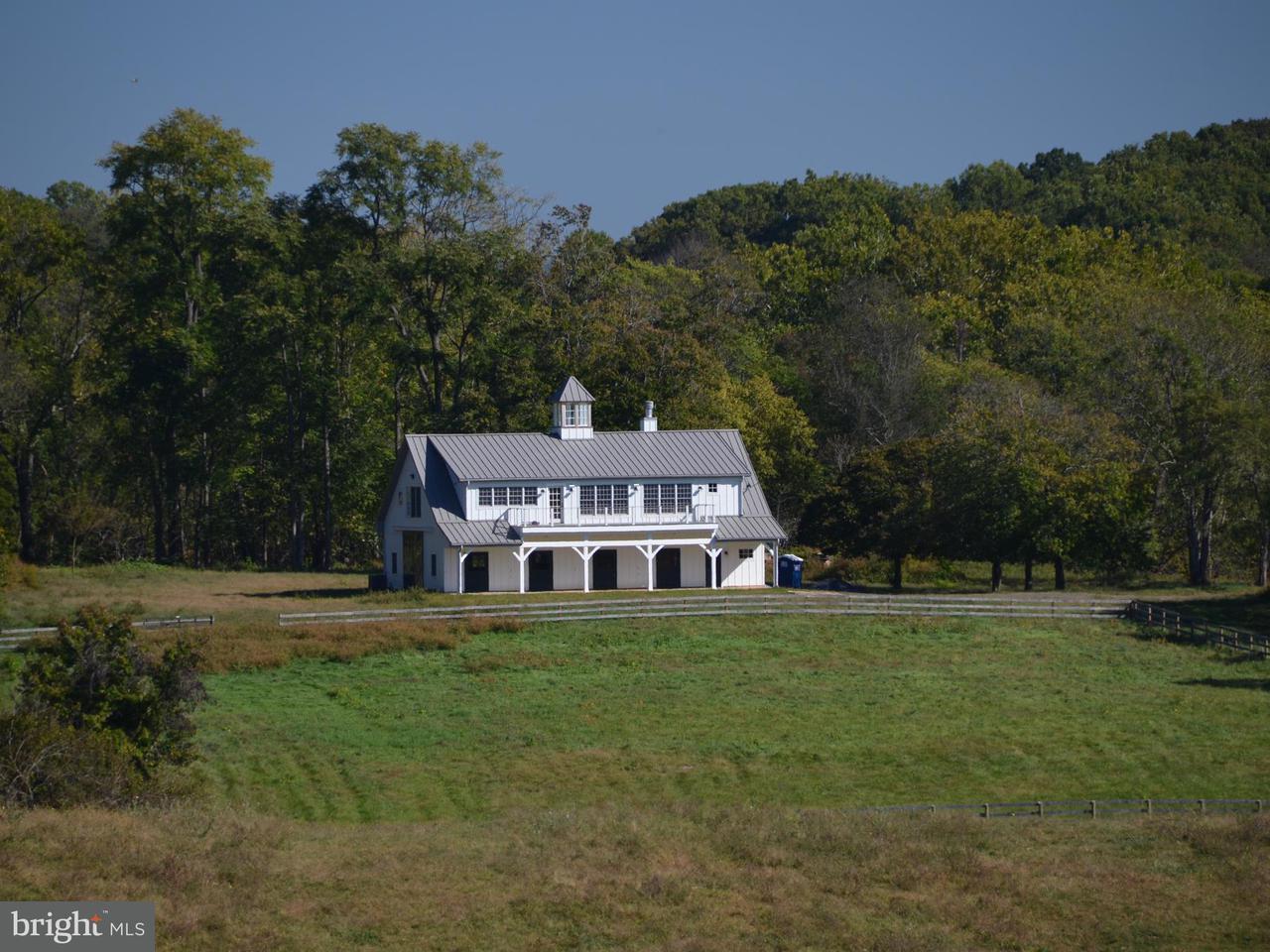 Farm for Sale at 2397 Delaplane Grade Rd Delaplane, Virginia 20144 United States