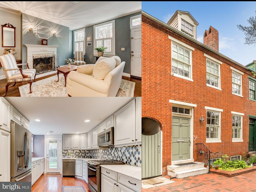 Single Family for Sale at 110 Lee St W Baltimore, Maryland 21201 United States