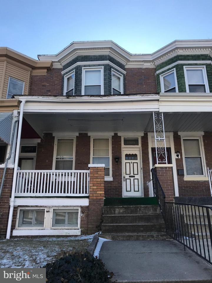 Single Family for Sale at 2929 Windsor Ave Baltimore, Maryland 21216 United States