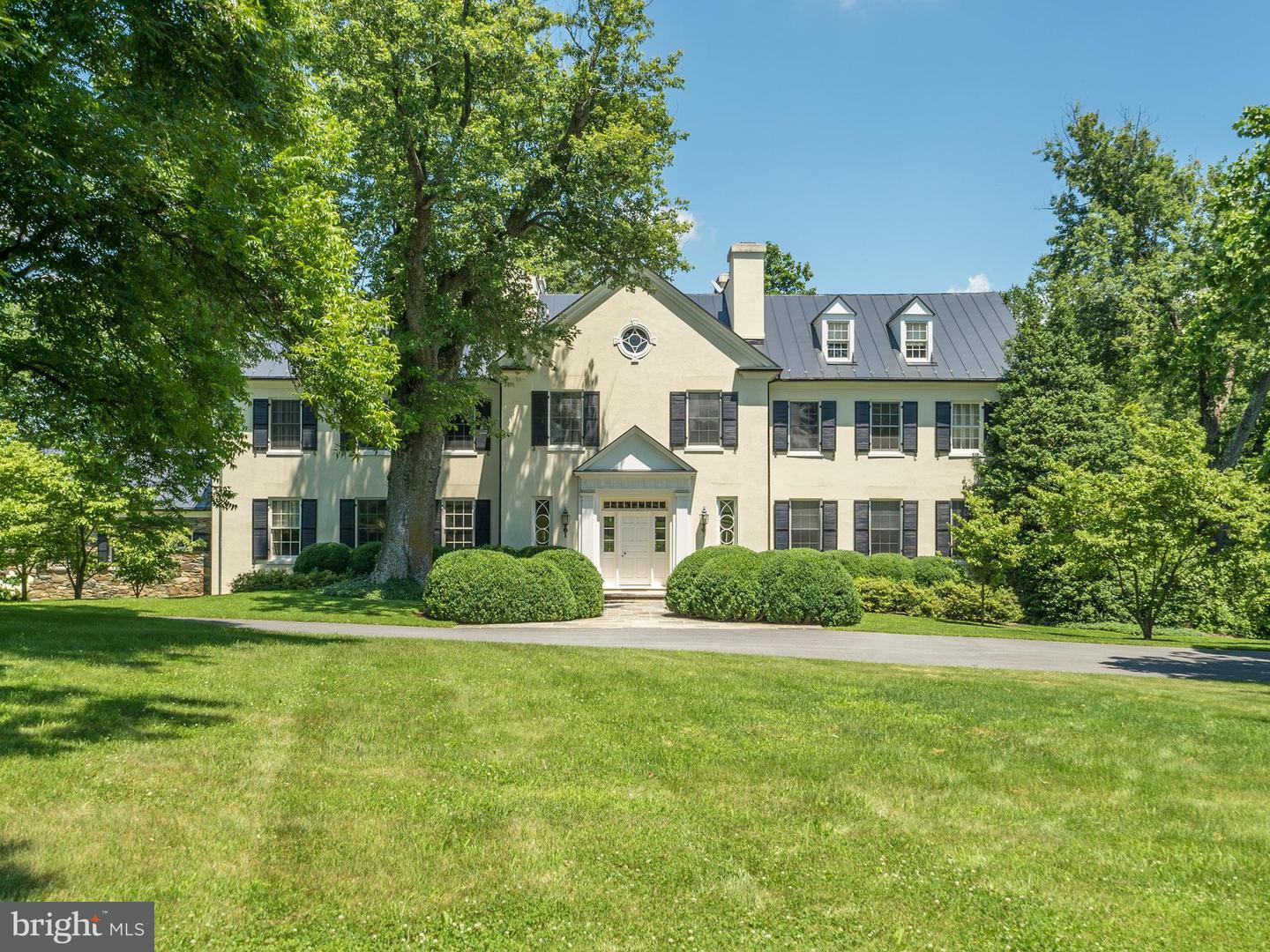 Single Family for Sale at 33542 Newstead Ln Upperville, Virginia 20184 United States