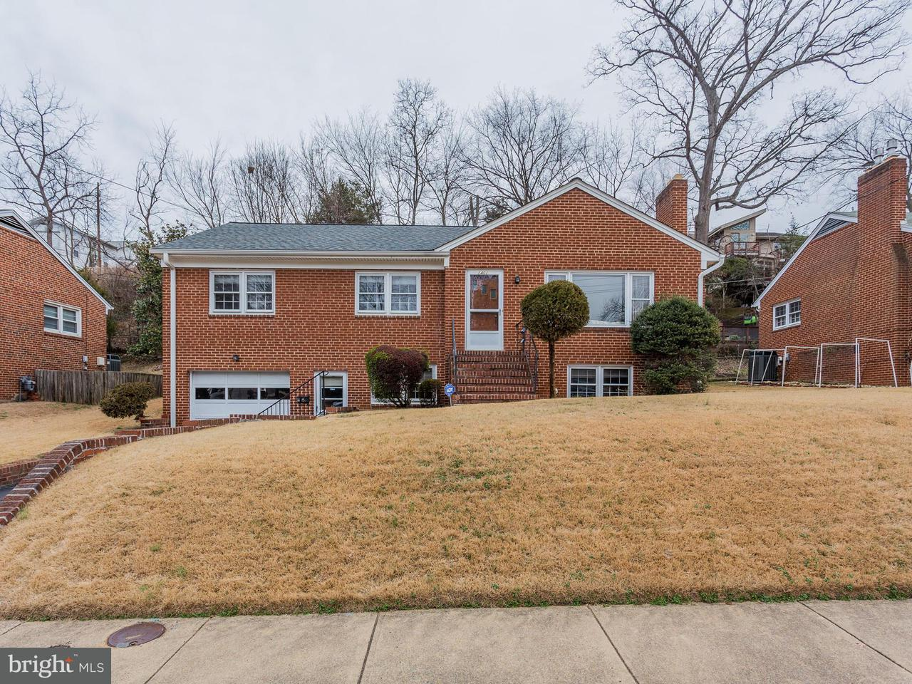 Single Family Home for Sale at 1401 Kirkwood Road 1401 Kirkwood Road Arlington, Virginia 22201 United States
