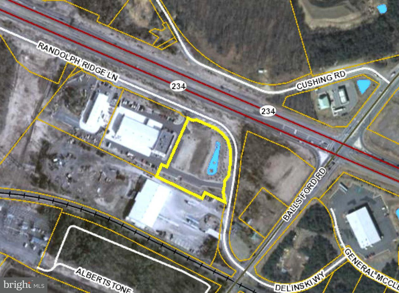 Land for Sale at 12321 Randolph Ridge Ln Manassas, Virginia 20109 United States