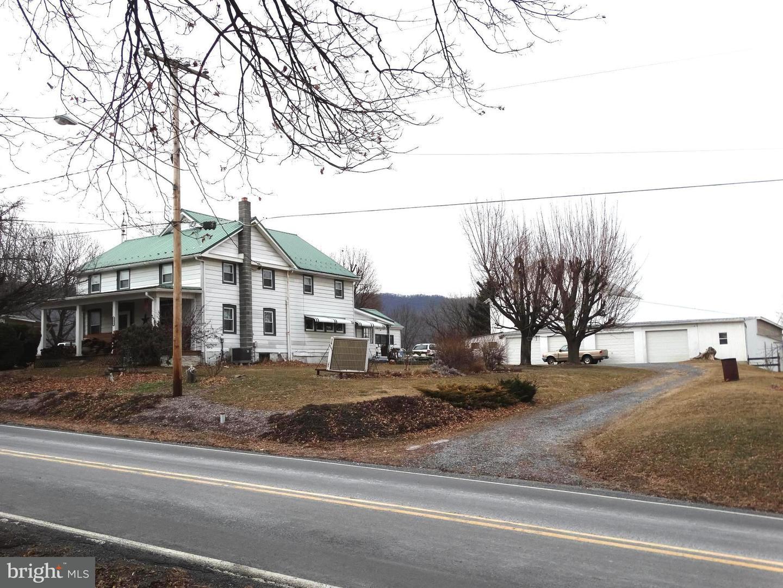 Farm for Sale at 9377 Upper Strasburg Rd Pleasant Hall, Pennsylvania 17246 United States