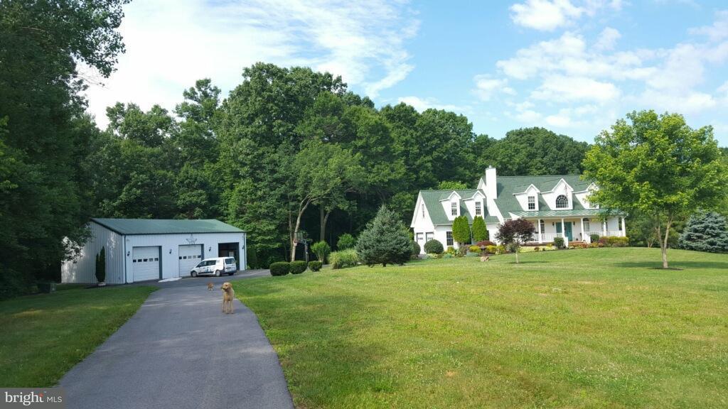 Fazenda / Quinta para Venda às 966 Aurora Lane 966 Aurora Lane Upperco, Maryland 21155 Estados Unidos