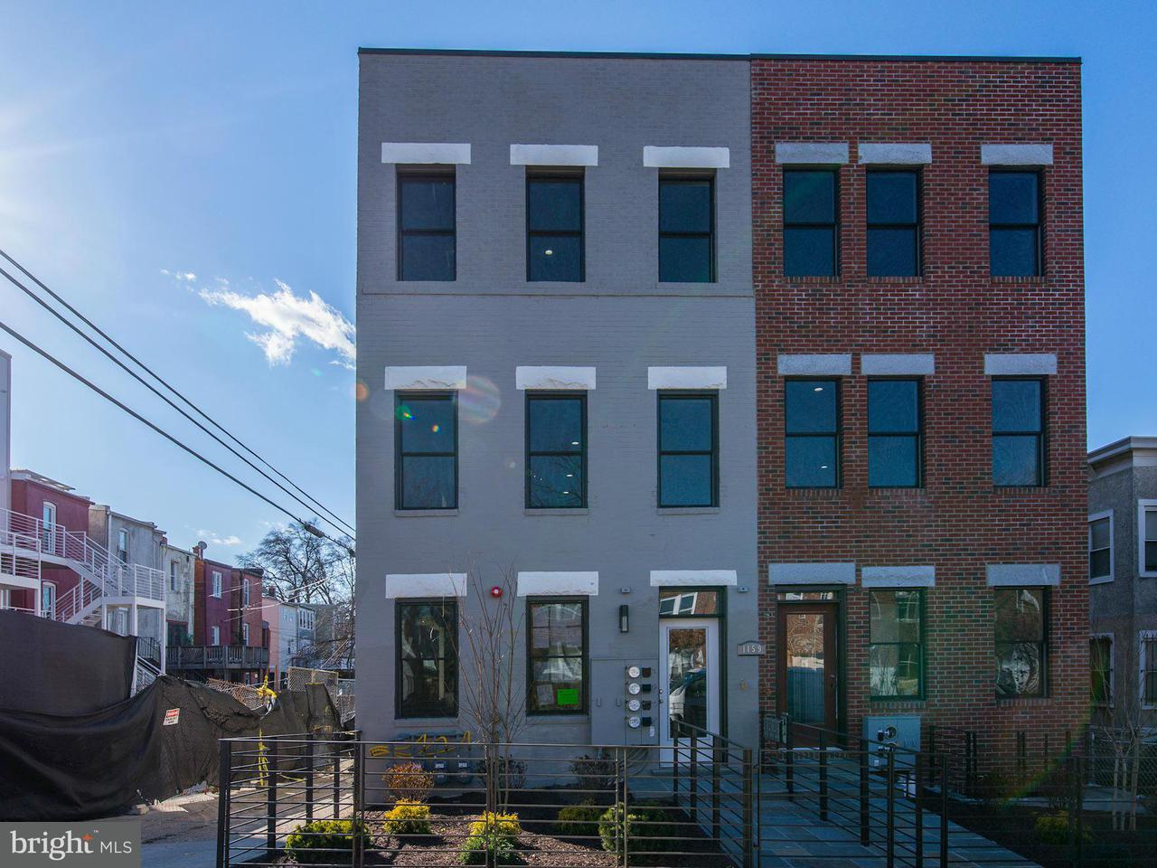 Condominium for Rent at 1157 Oates St NE #2 Washington, District Of Columbia 20002 United States