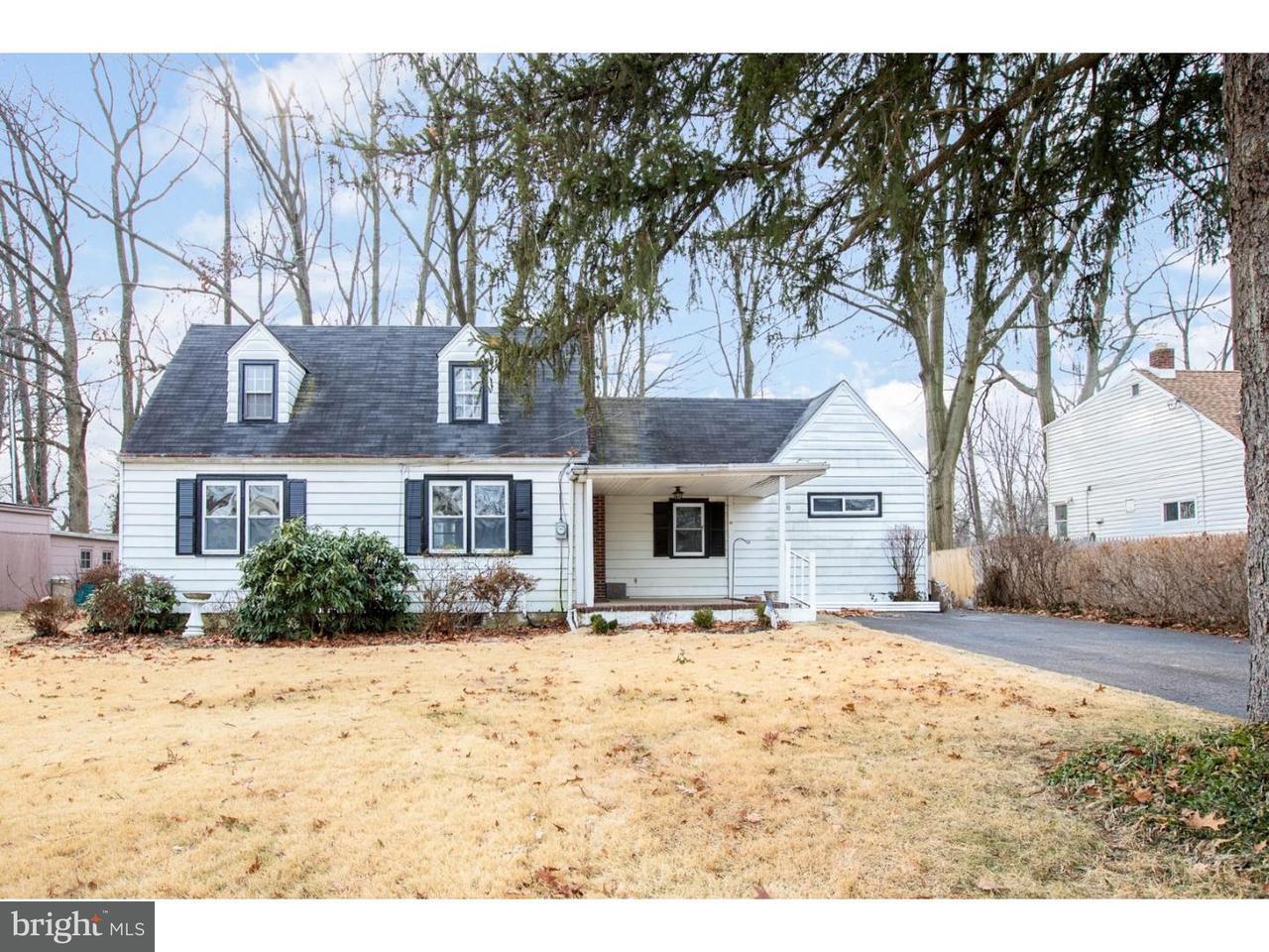 Casa Unifamiliar por un Venta en 30 MANOR Avenue Oaklyn, Nueva Jersey 08107 Estados Unidos