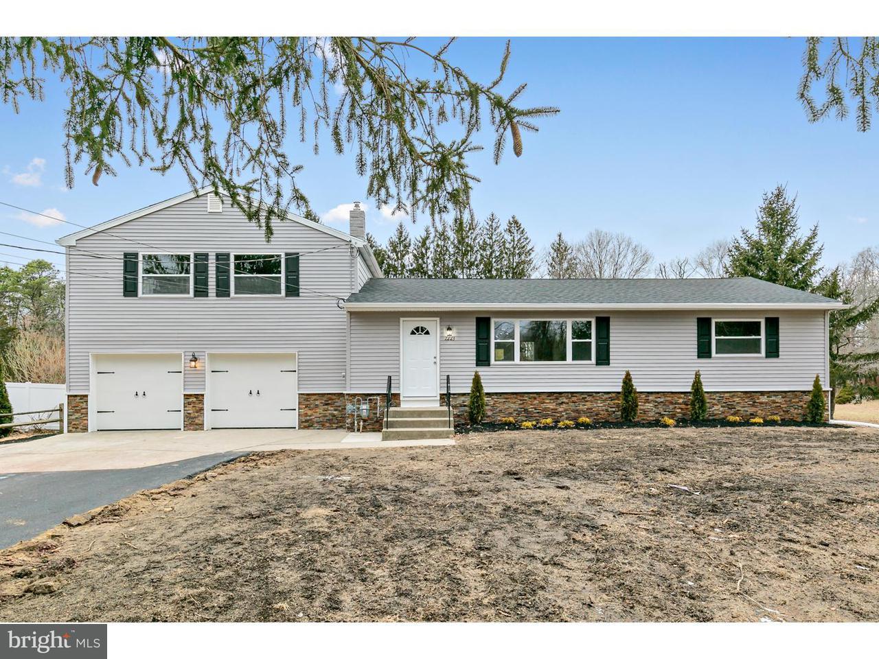 Enfamiljshus för Försäljning vid 2223 5TH Street Atco, New Jersey 08004 Usa