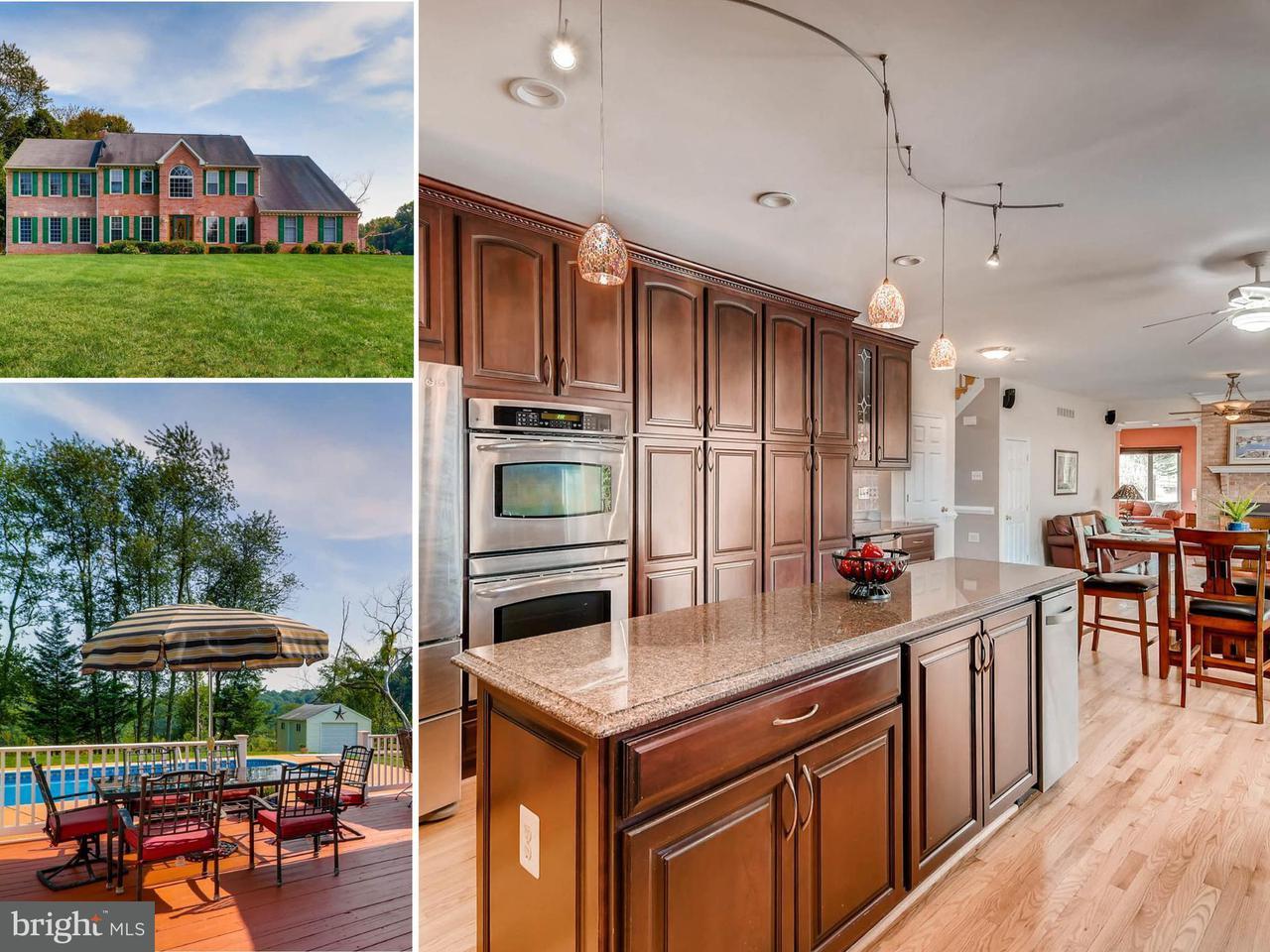 Maison unifamiliale pour l Vente à 5707 Beauty Drive 5707 Beauty Drive Eldersburg, Maryland 21784 États-Unis