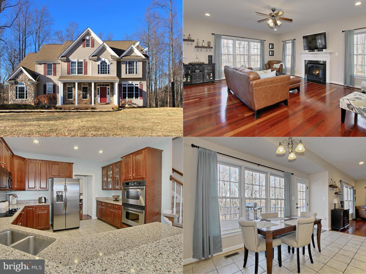 Casa Unifamiliar por un Venta en 17107 Reid Hill Drive 17107 Reid Hill Drive Culpeper, Virginia 22701 Estados Unidos