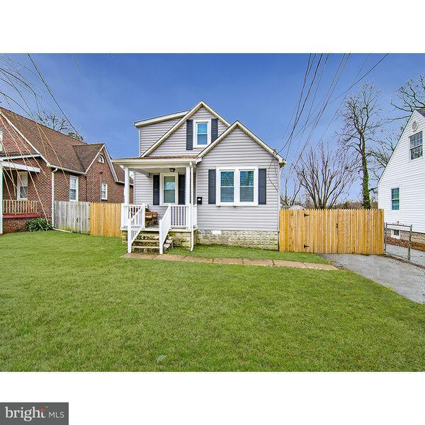 Photo of home for sale at 1307 Old Eastern Avenue, Baltimore MD