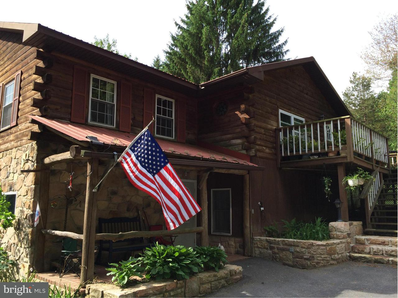 Single Family for Sale at 7125 Horse Valley Rd East Waterford, Pennsylvania 17021 United States