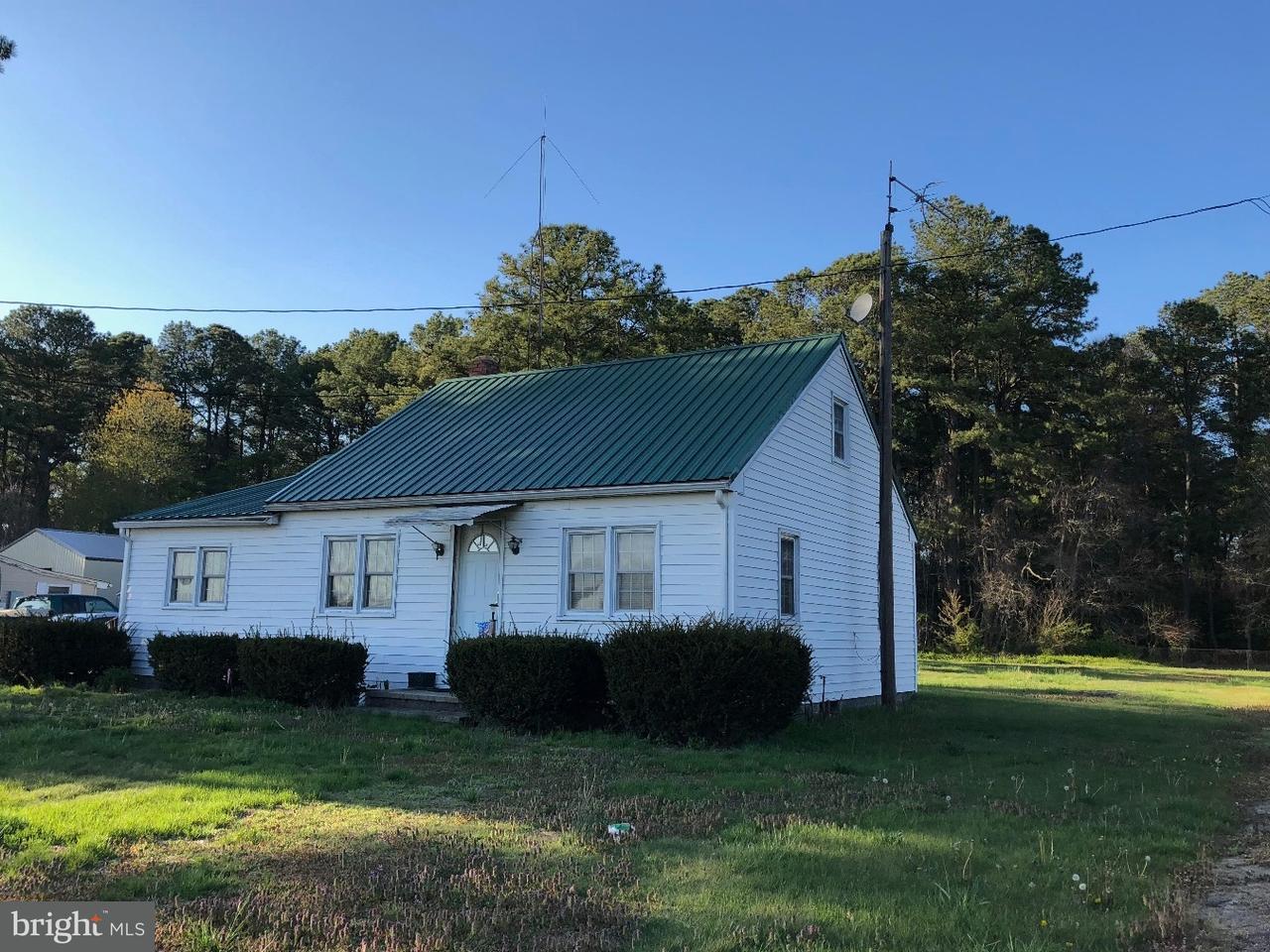 獨棟家庭住宅 為 出售 在 12549 SEASHORE HWY Bridgeville, 特拉華州 19933 美國