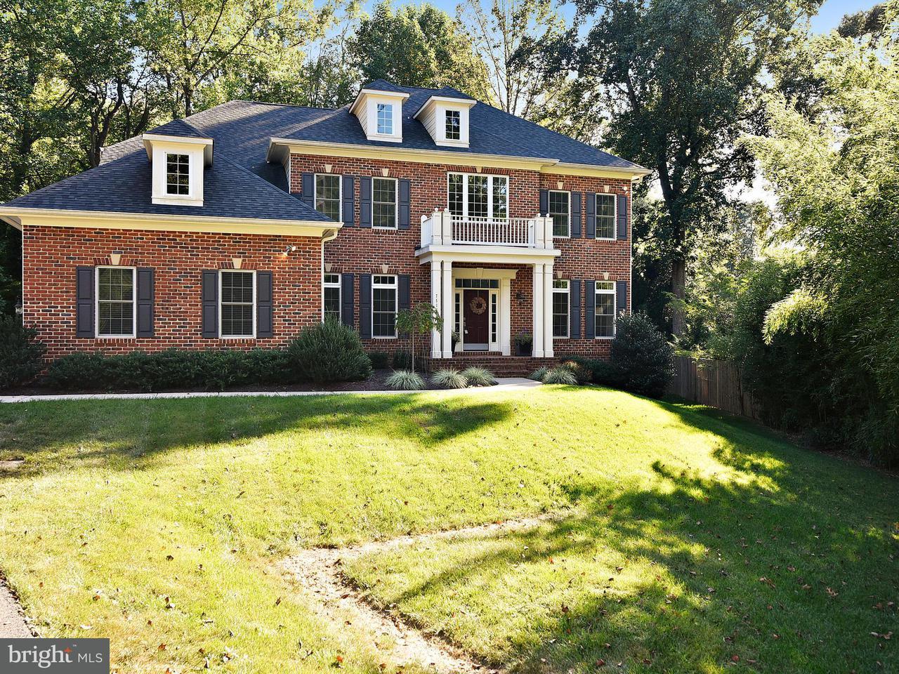 Vivienda unifamiliar por un Venta en 7515 Walton Lane 7515 Walton Lane Annandale, Virginia 22003 Estados Unidos
