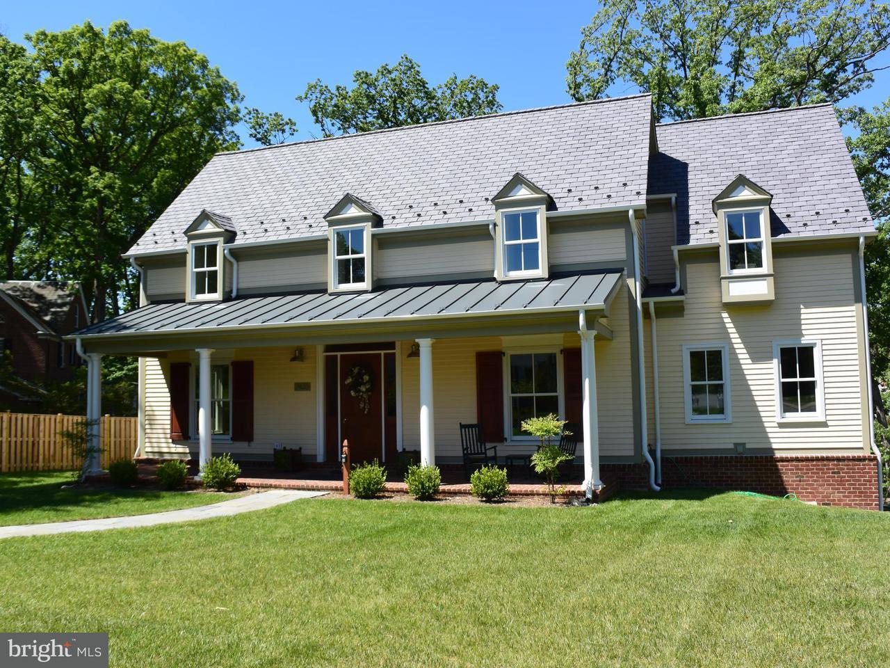 Single Family Home for Sale at 2436 Ridge Road Drive 2436 Ridge Road Drive Alexandria, Virginia 22302 United States