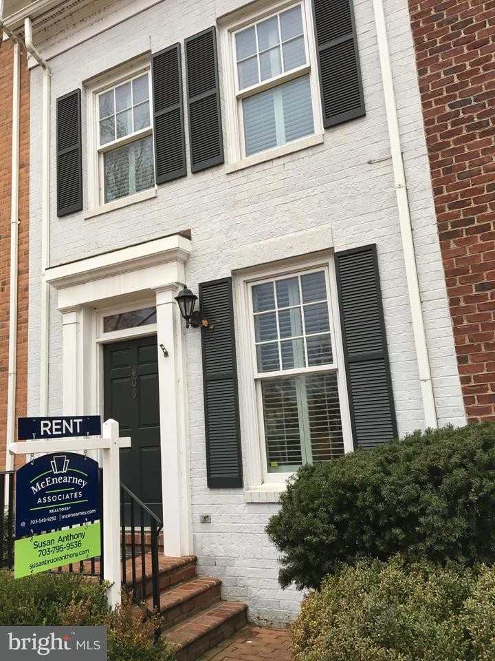 Other Residential for Rent at 806 Second St Alexandria, Virginia 22314 United States