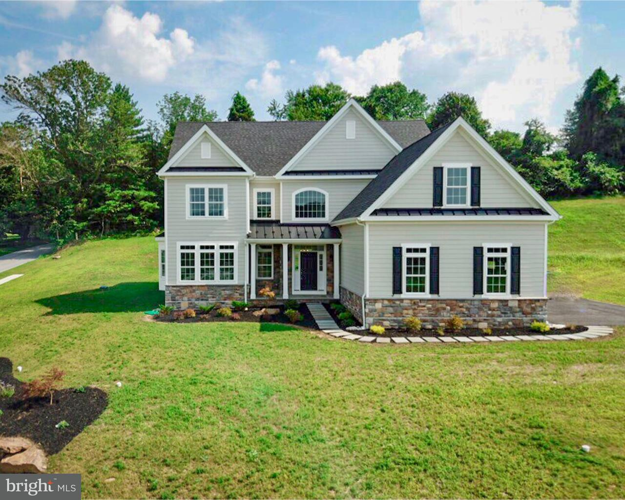 Частный односемейный дом для того Продажа на 2 GIANA WAY Glen Mills, Пенсильвания 19342 Соединенные Штаты