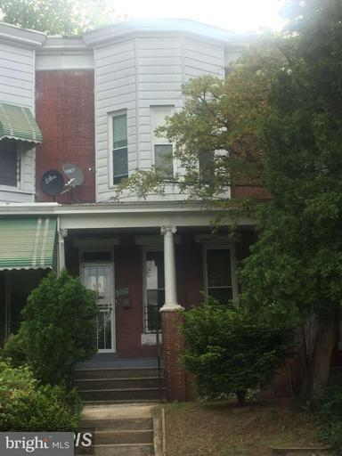 Single Family for Sale at 1621 Rosedale St Baltimore, Maryland 21216 United States