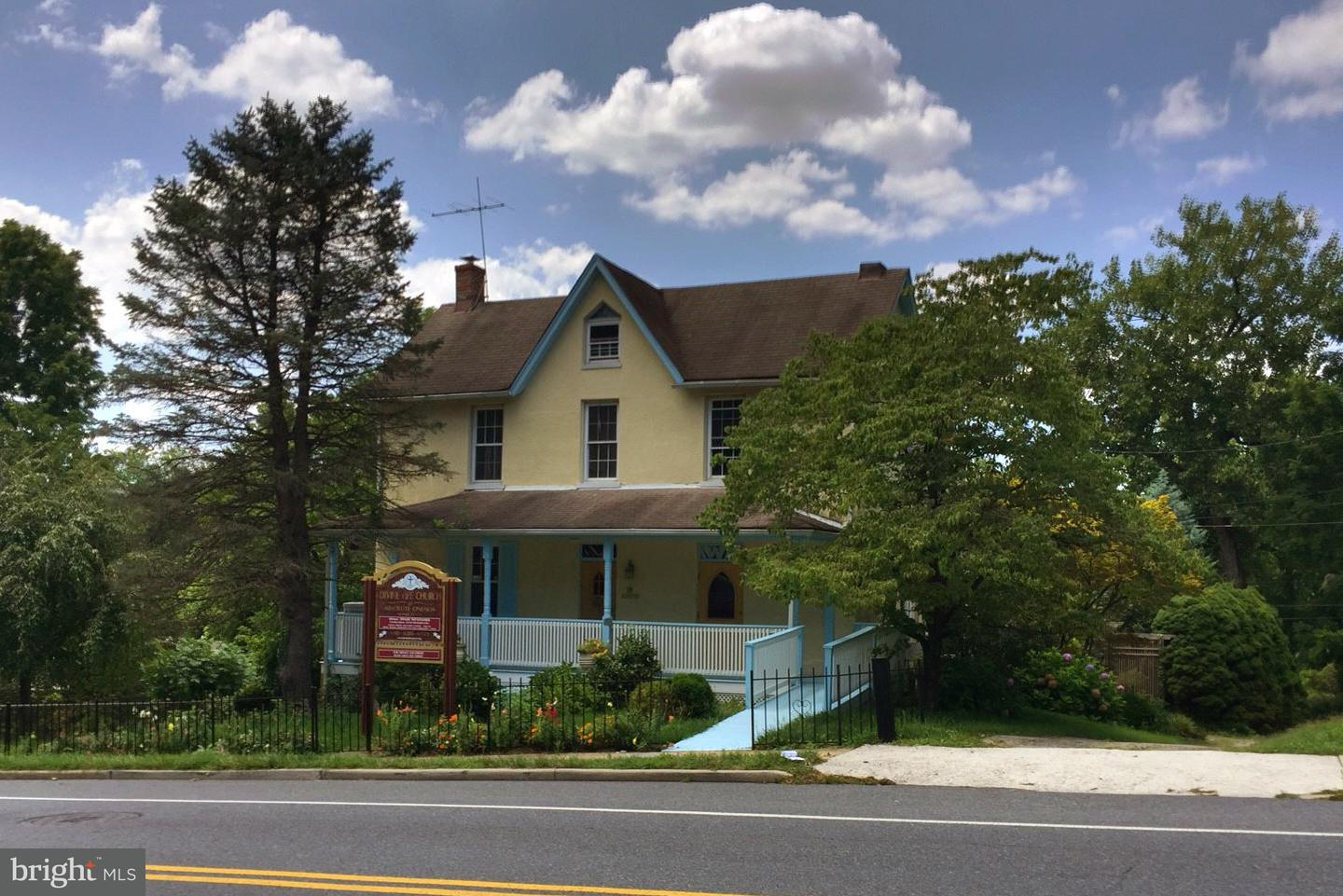 Commercial for Sale at 5928 Falls Rd Baltimore, Maryland 21209 United States