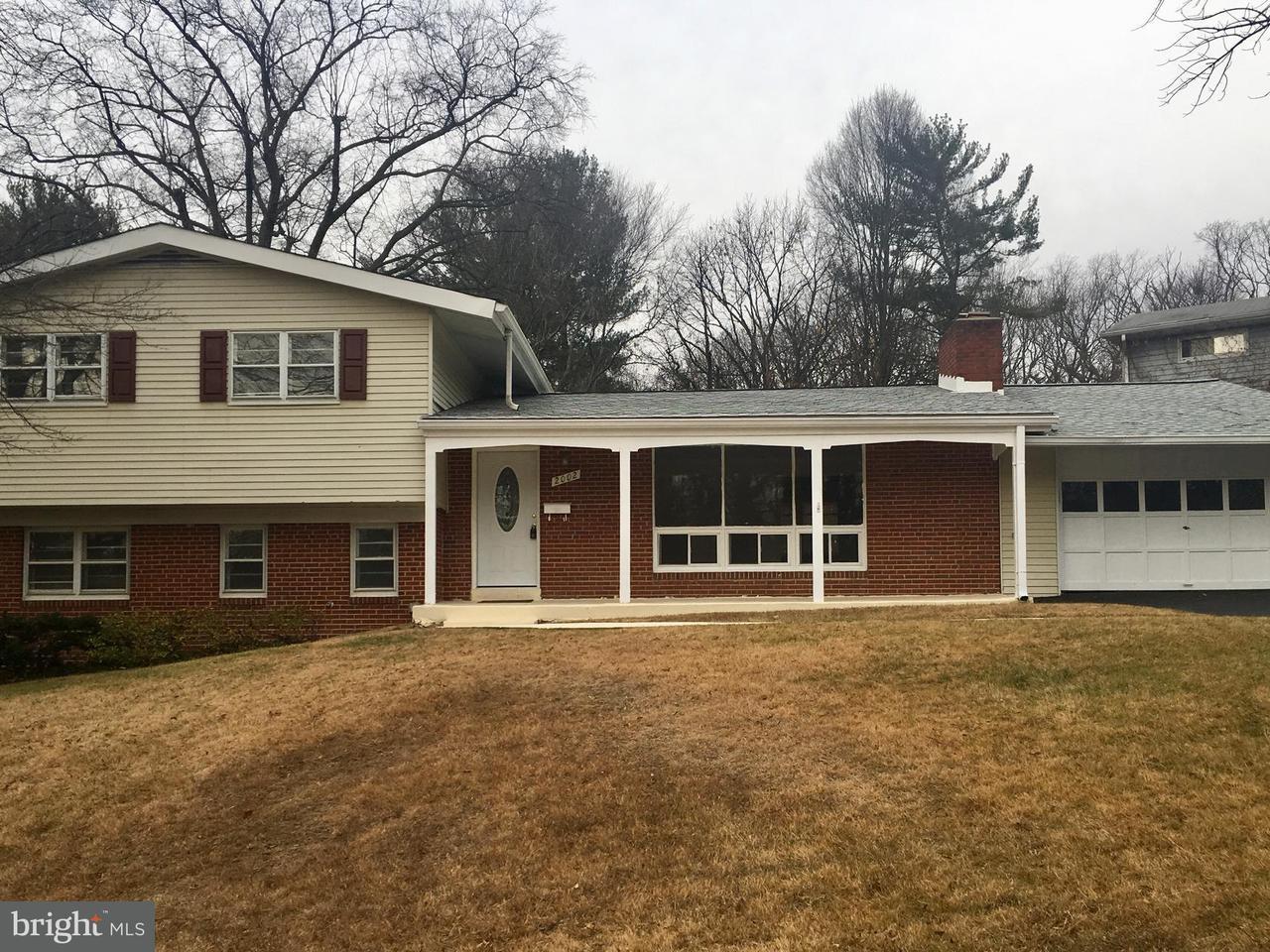 Vivienda unifamiliar por un Venta en 2002 Wooded Way 2002 Wooded Way Adelphi, Maryland 20783 Estados Unidos