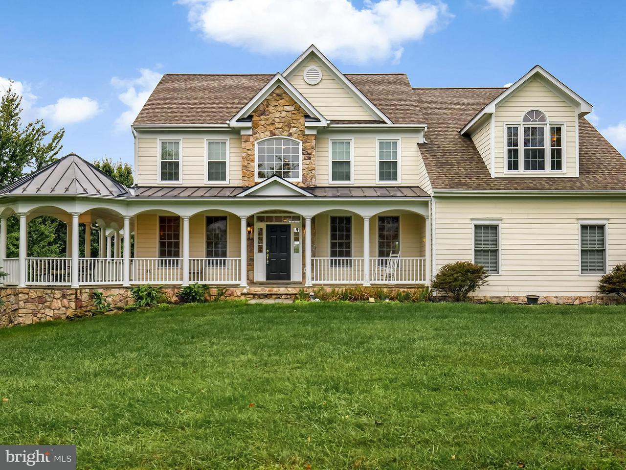 Casa Unifamiliar por un Venta en 16777 Old Waterford Road 16777 Old Waterford Road Paeonian Springs, Virginia 20129 Estados Unidos