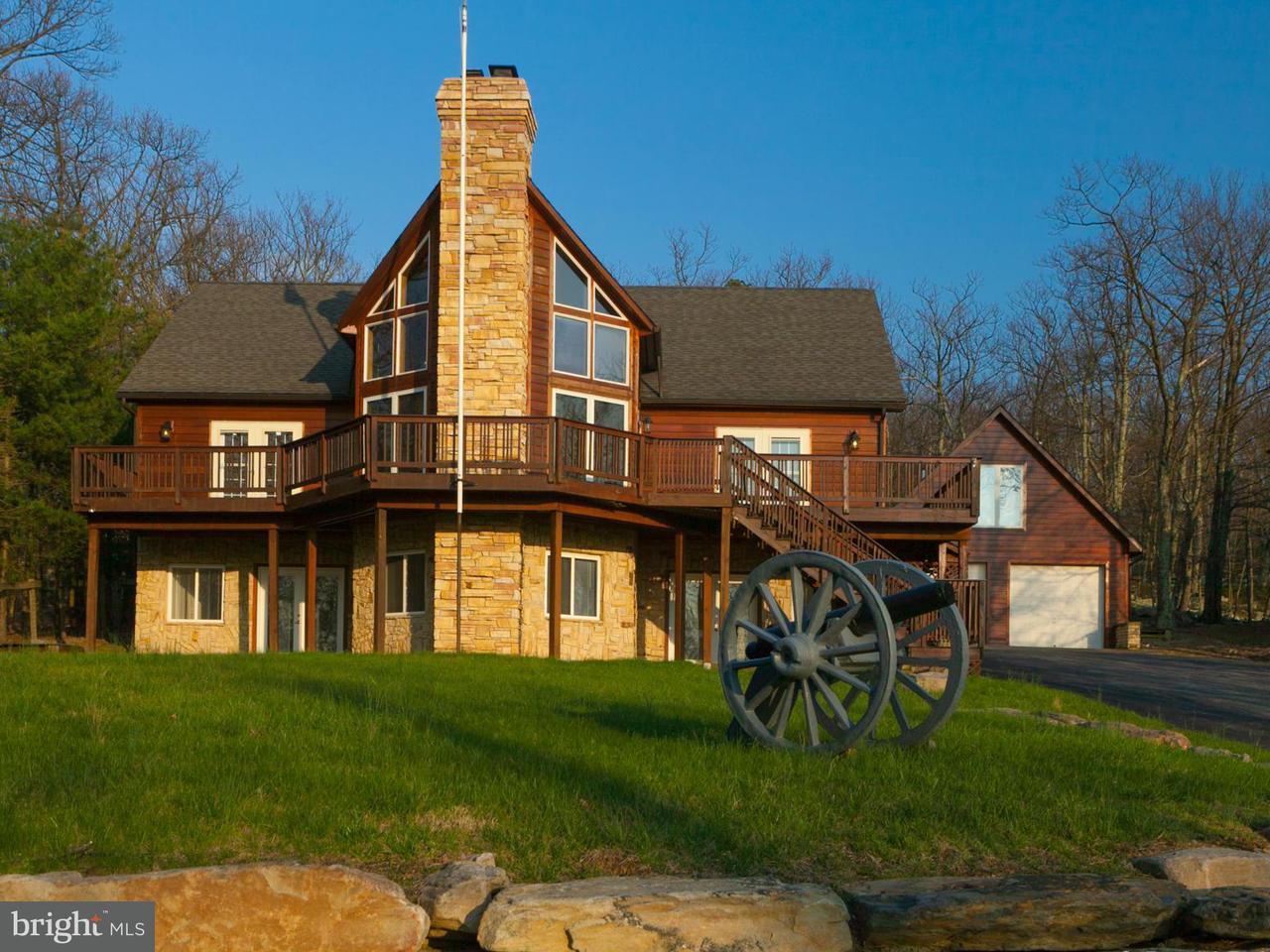 Moradia para Venda às 279 Eagles Nest Lane 279 Eagles Nest Lane Harpers Ferry, West Virginia 25425 Estados Unidos
