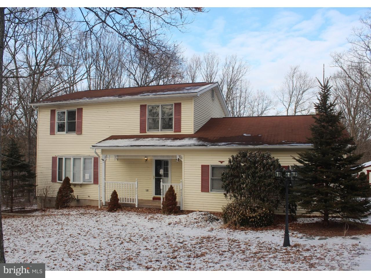 Single Family Home for Sale at 104 HEBULA Road Milford, Pennsylvania 18337 United States