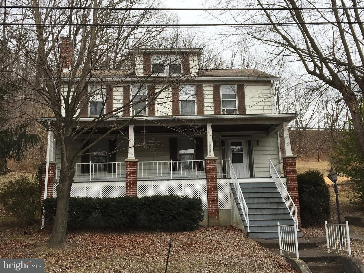 Single Family for Sale at 19222 Legislative Rd Barton, Maryland 21521 United States