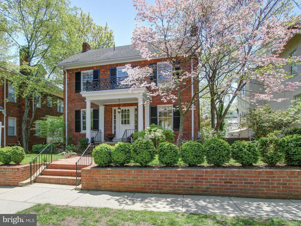 Single Family for Sale at 3108 Cathedral Ave NW Washington, District Of Columbia 20008 United States