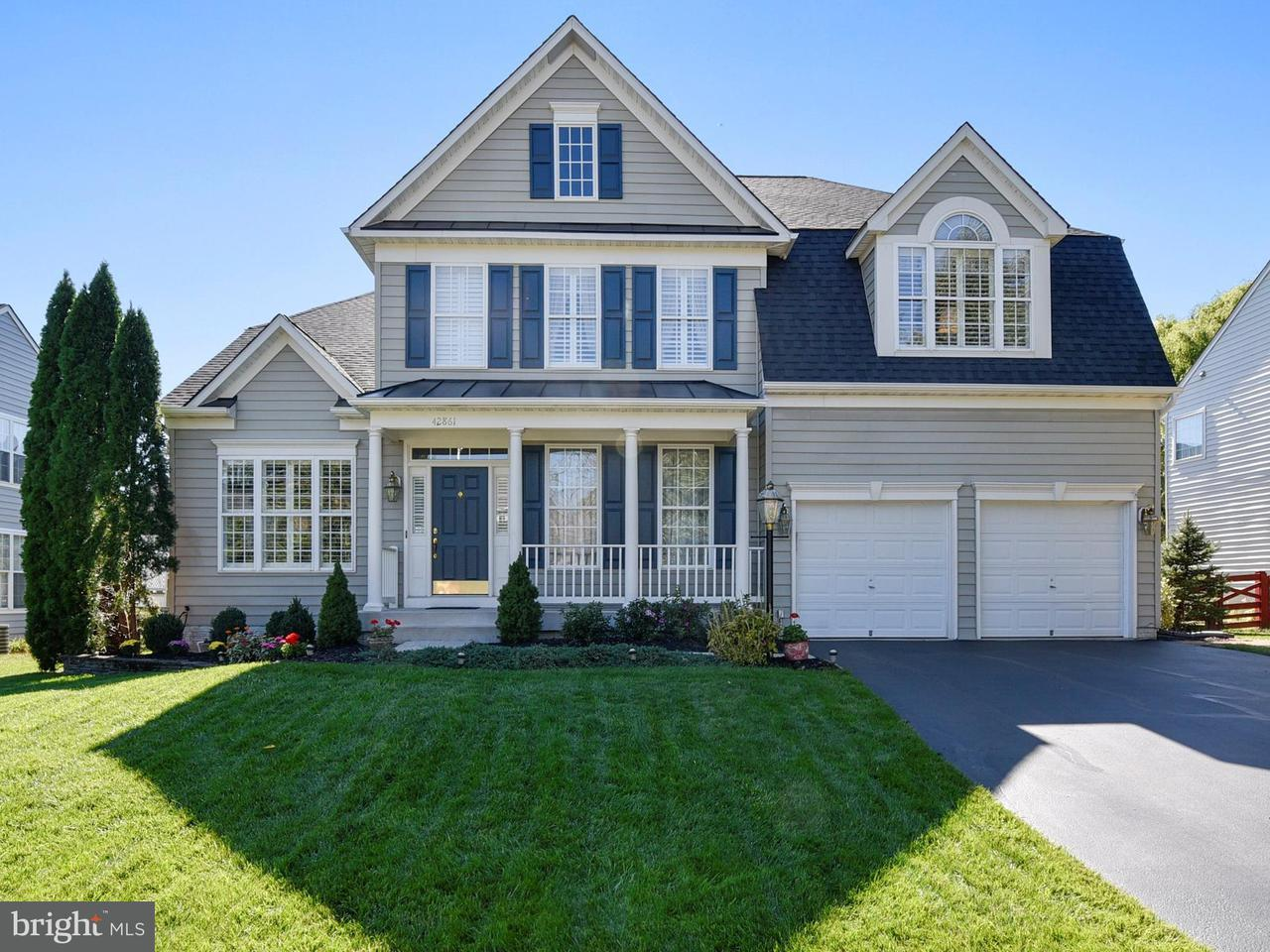 Single Family Home for Sale at 42861 Vestals Gap Drive 42861 Vestals Gap Drive Broadlands, Virginia 20148 United States