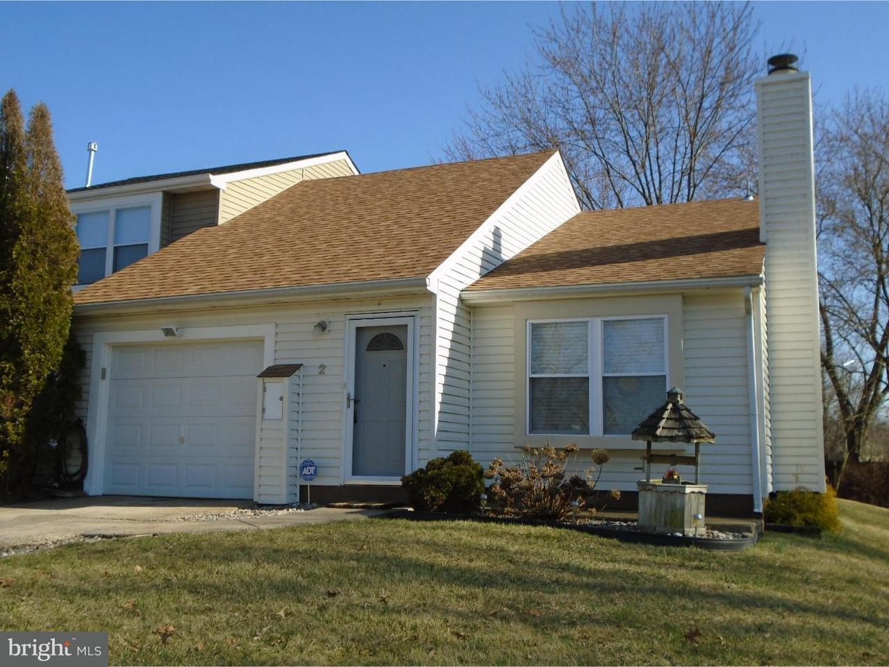 2 FOMALHAUT Avenue  Blackwood, New Jersey 08012 United States
