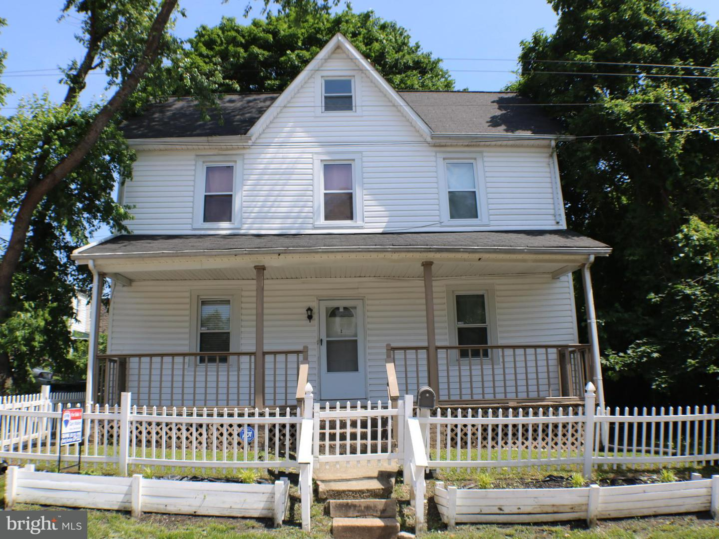 Single Family for Sale at 4215 Cottman Ave Baltimore, Maryland 21206 United States
