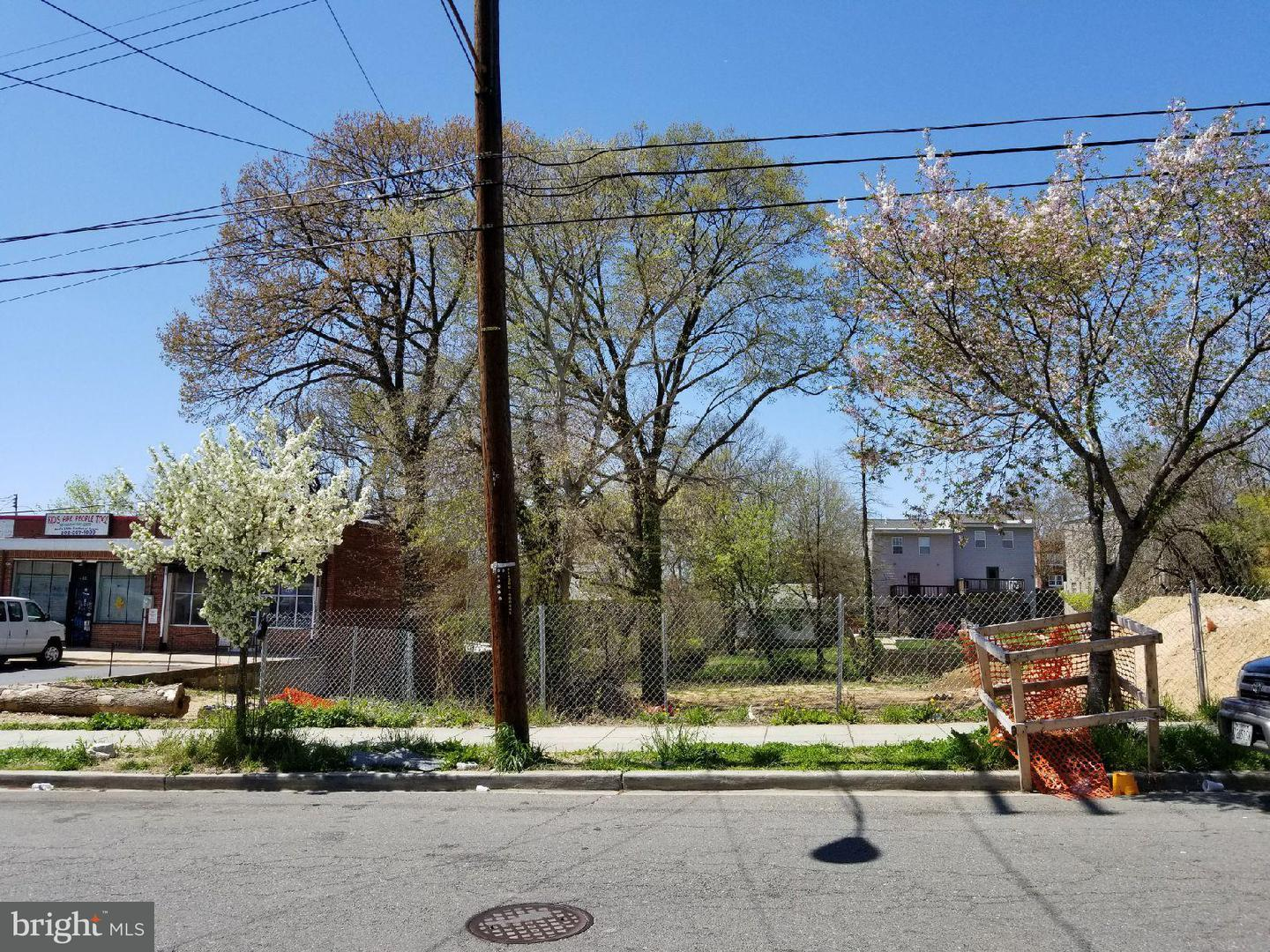Land for Sale at 61st St NE Washington, District Of Columbia 20019 United States
