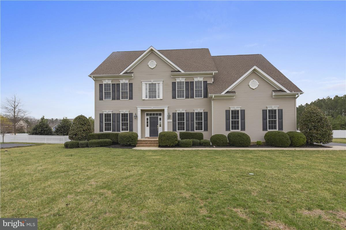 Single Family for Sale at 13443 Blackberry Ln Wye Mills, Maryland 21679 United States