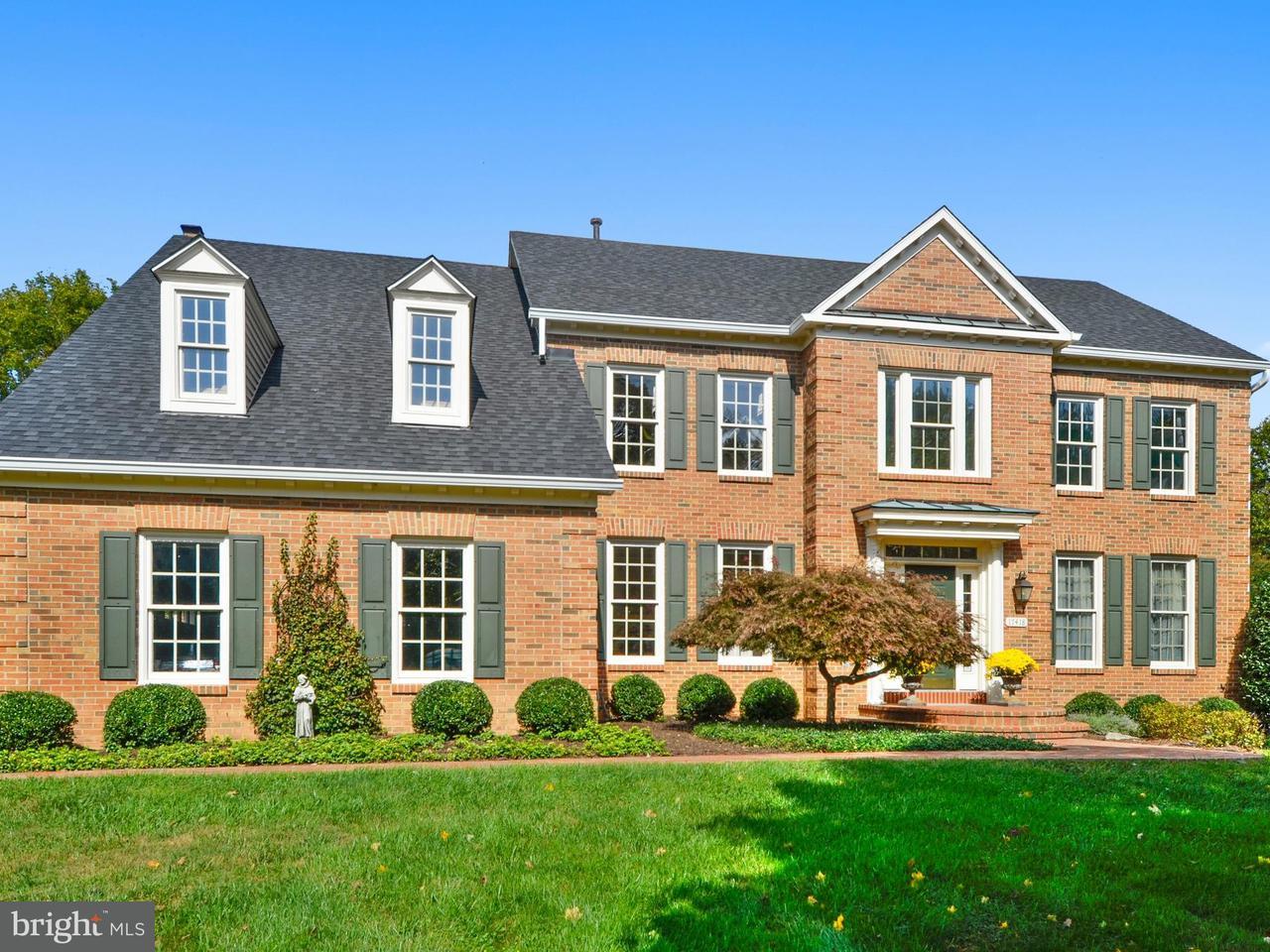 独户住宅 为 销售 在 17418 Avenleigh Drive 17418 Avenleigh Drive Ashton, 马里兰州 20861 美国