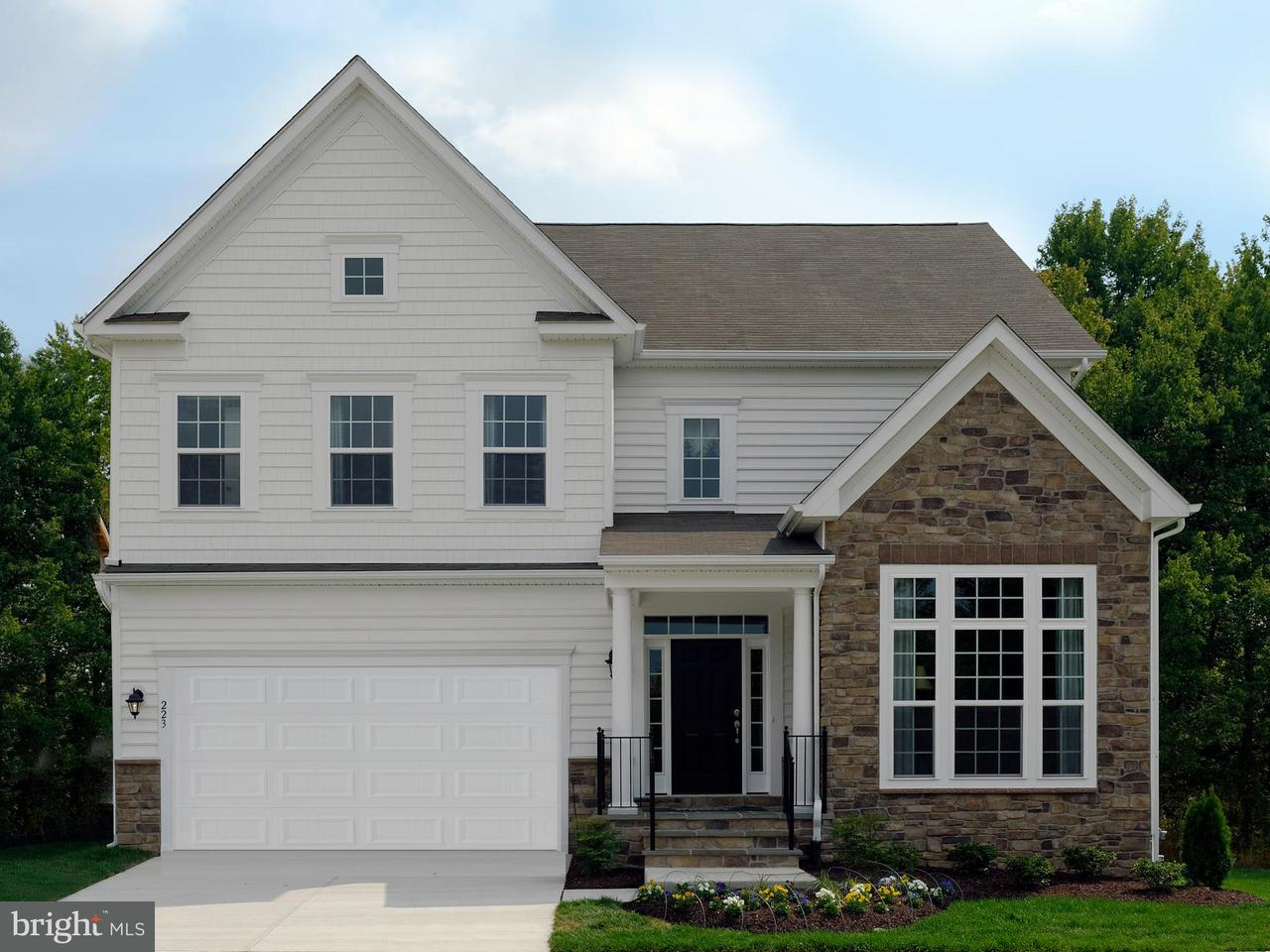 Single Family Home for Sale at 223 Saltgrass Drive 223 Saltgrass Drive Glen Burnie, Maryland 21060 United States