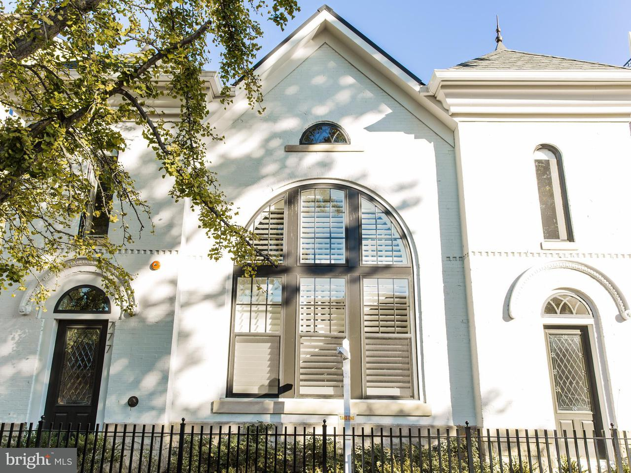Single Family Home for Sale at 777 Morton St Nw ##1a 777 Morton St Nw ##1a Washington, District Of Columbia 20010 United States