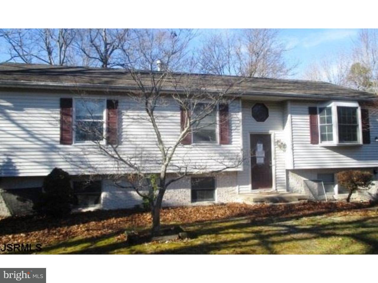 Casa Unifamiliar por un Venta en 109 THOMAS Avenue Newtonville, Nueva Jersey 08346 Estados Unidos