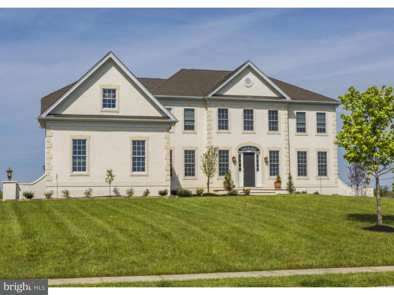 独户住宅 为 销售 在 2 ORCHARD Drive Cream Ridge, 新泽西州 08514 美国在/周边: Upper Freehold Township