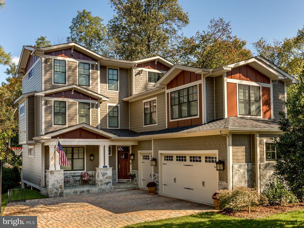 Einfamilienhaus für Verkauf beim 2509 Fowler Street 2509 Fowler Street Falls Church, Virginia 22046 Vereinigte Staaten