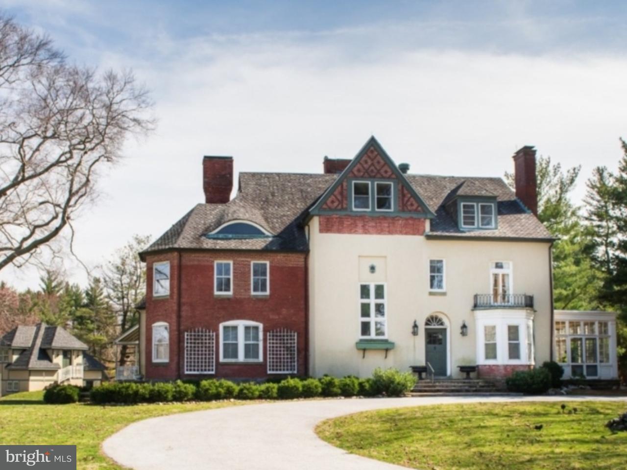Maison unifamiliale pour l Vente à 111 CHERRY Lane Wynnewood, Pennsylvanie 19096 États-Unis