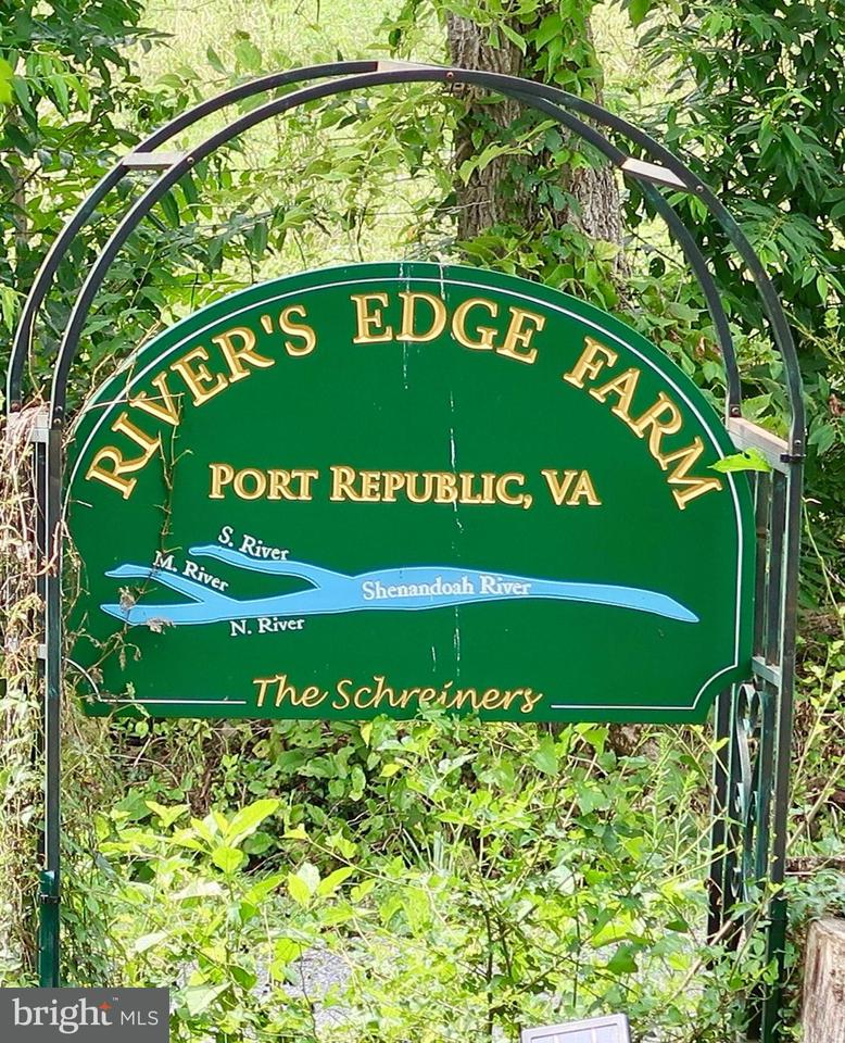 Granja por un Venta en 7115 Tiger Camp Road 7115 Tiger Camp Road Port Republic, Virginia 24471 Estados Unidos