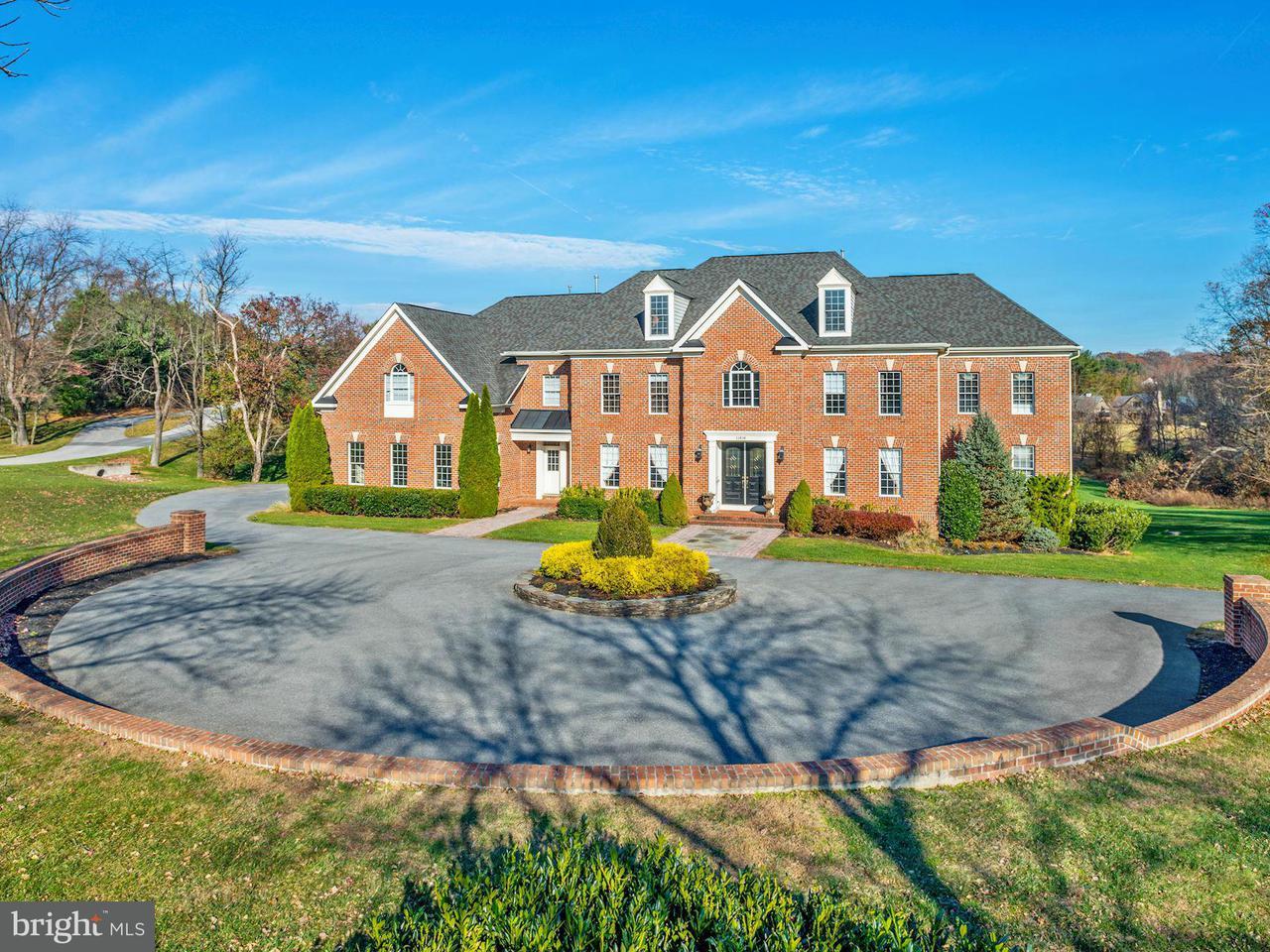 단독 가정 주택 용 매매 에 13616 Gilbride Lane 13616 Gilbride Lane Clarksville, 메릴랜드 21029 미국